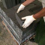 Sản phẩm máy ép gạch tự động 40 viên
